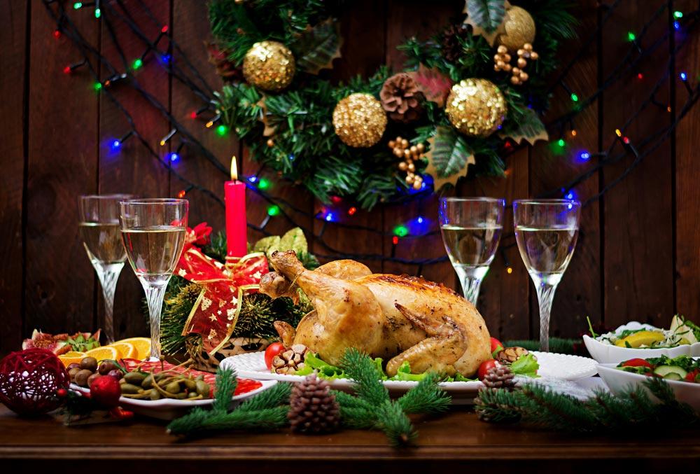 Готовим индейку к Рождеству