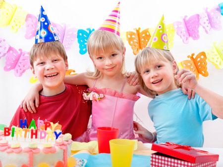 Незабываемый день рождения. Праздник в детском саду