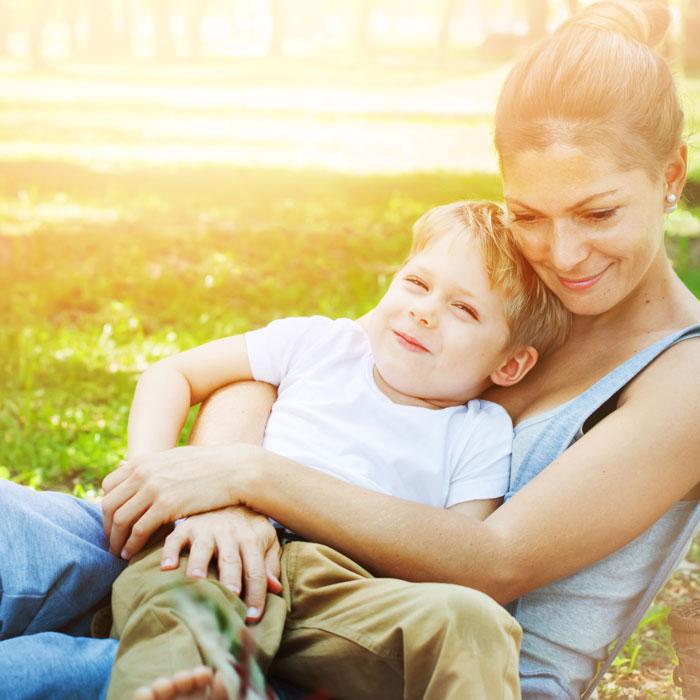 Рыжая мама занимается любовью с взрослым сыном