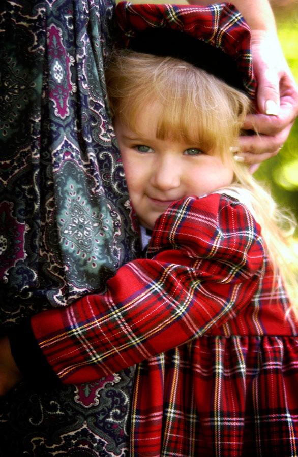 Спокойный или возбудимый ребенок