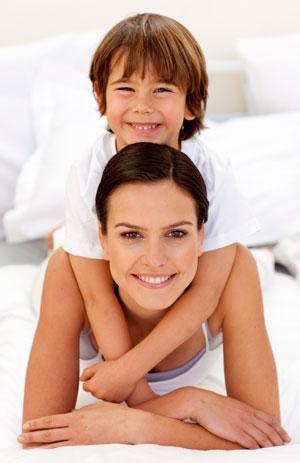 Как правильно воспитать сына?