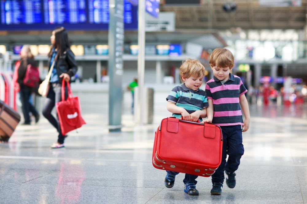 Как защитить себя в поездке