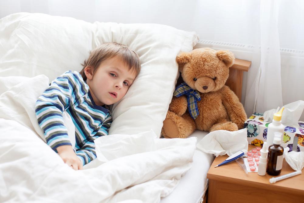 Как помочь малышу легче пережить болезнь