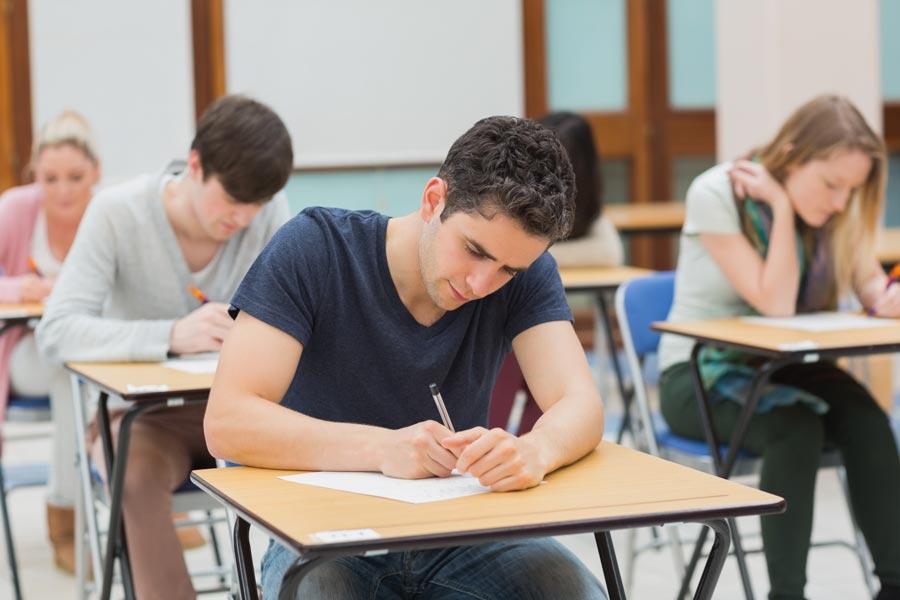 Репетиционные экзамены для поступления в вуз