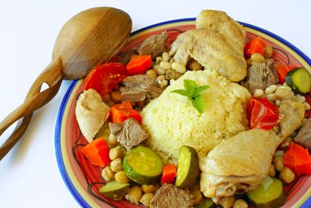 Тунис: Женская кухня