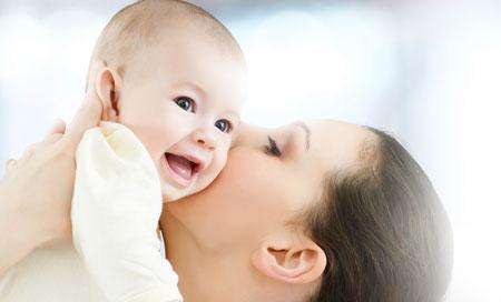 Ребёнок в возрасте от 1 до 3-х месяцев