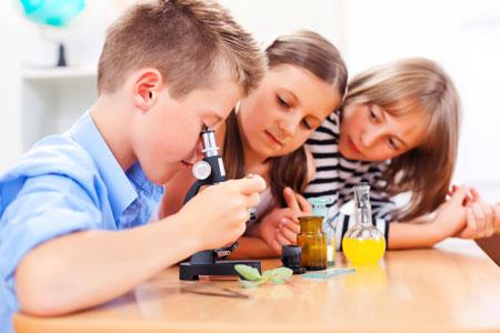 Как выбрать детский микроскоп