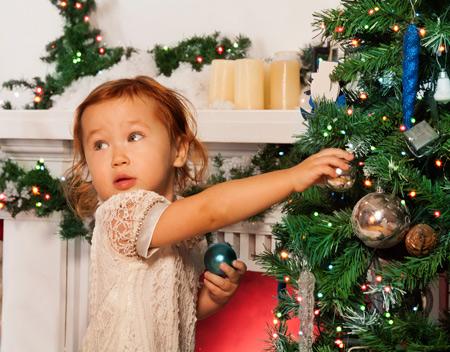 Детский праздник Новый Год