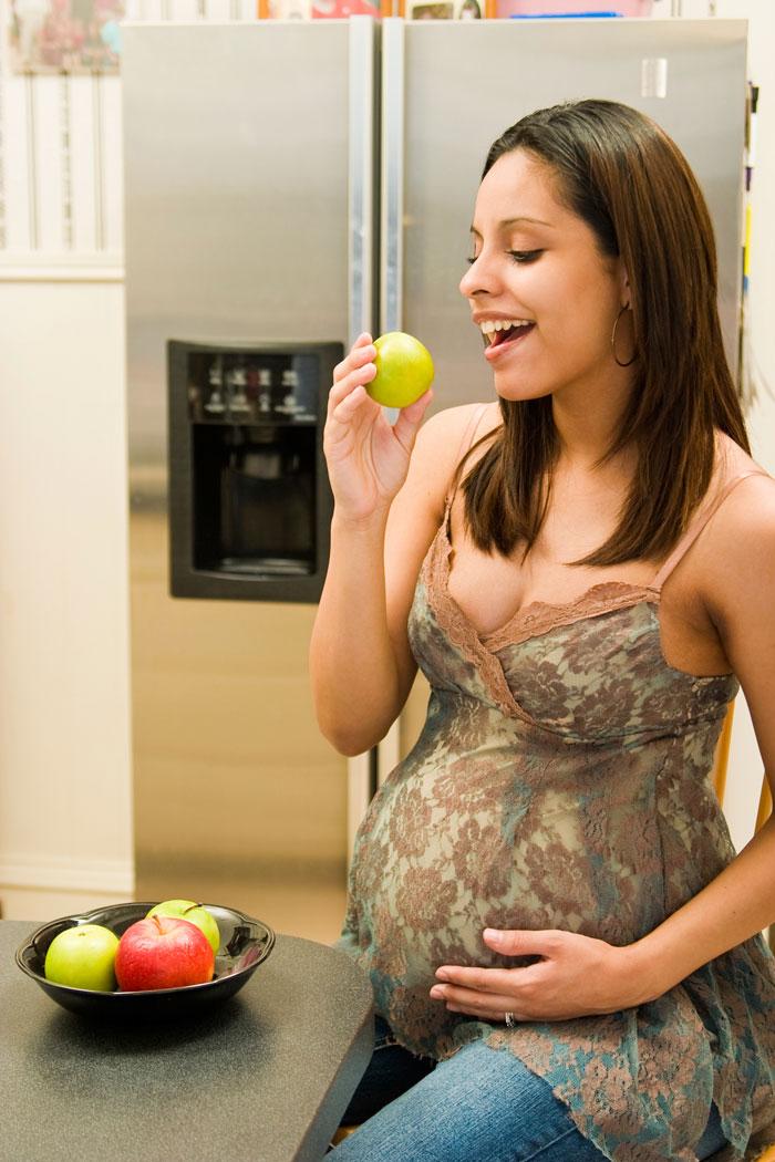 Как питаться беременной?