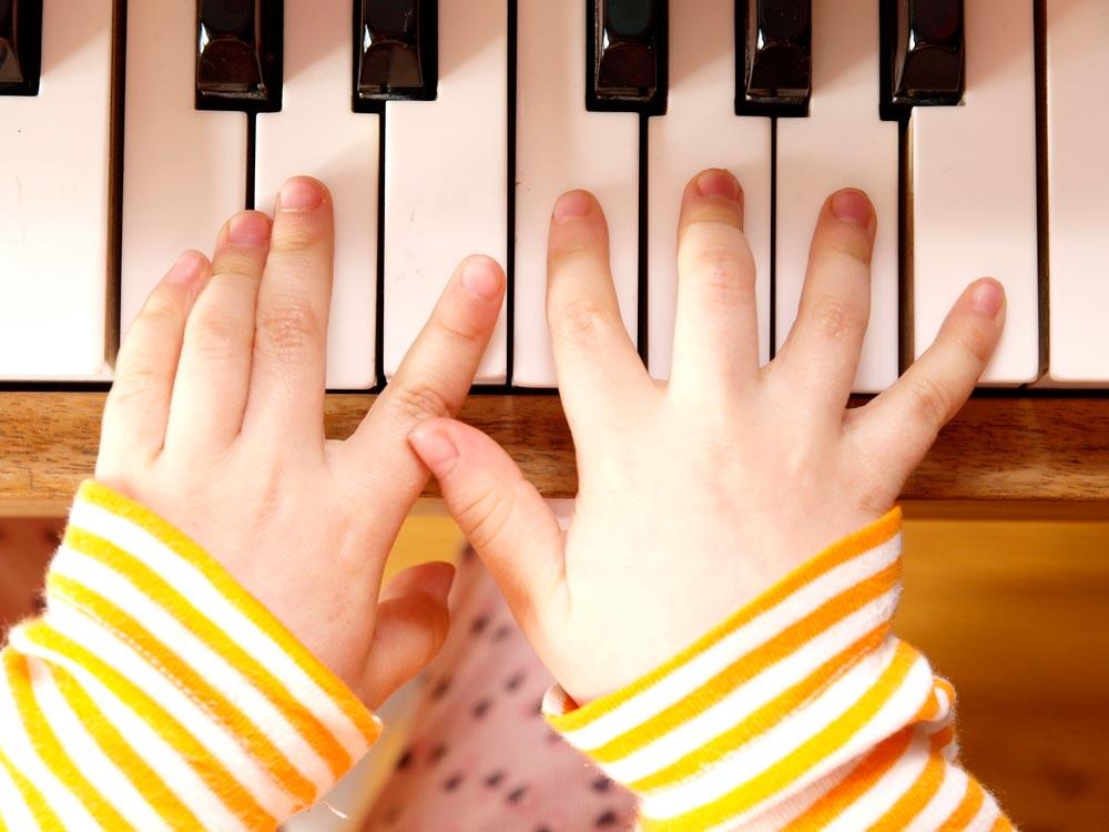 Музыкальное развитие детей 4-5 лет