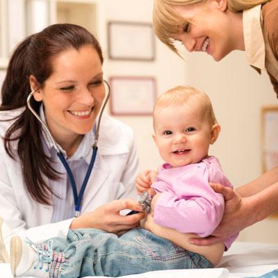 Чтобы малыш не болел. Профилактические осмотры детей
