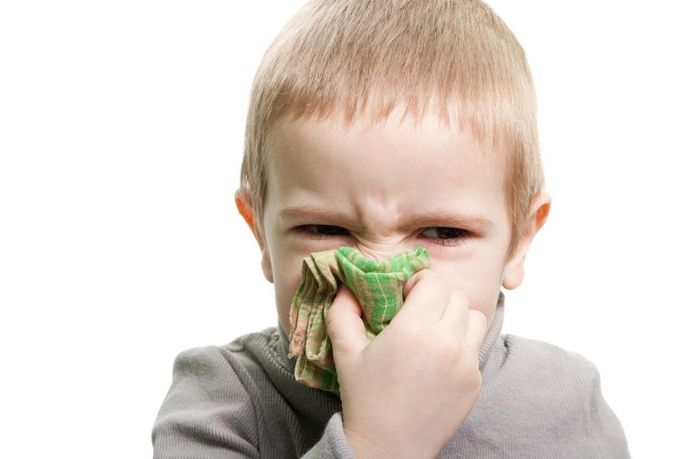 Дефекты дыхания у ребенка