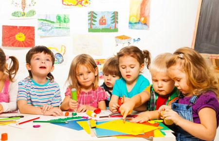 Развитие речи на занятиях в специализированном детском саду