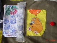Опыт создания развивающего коврика