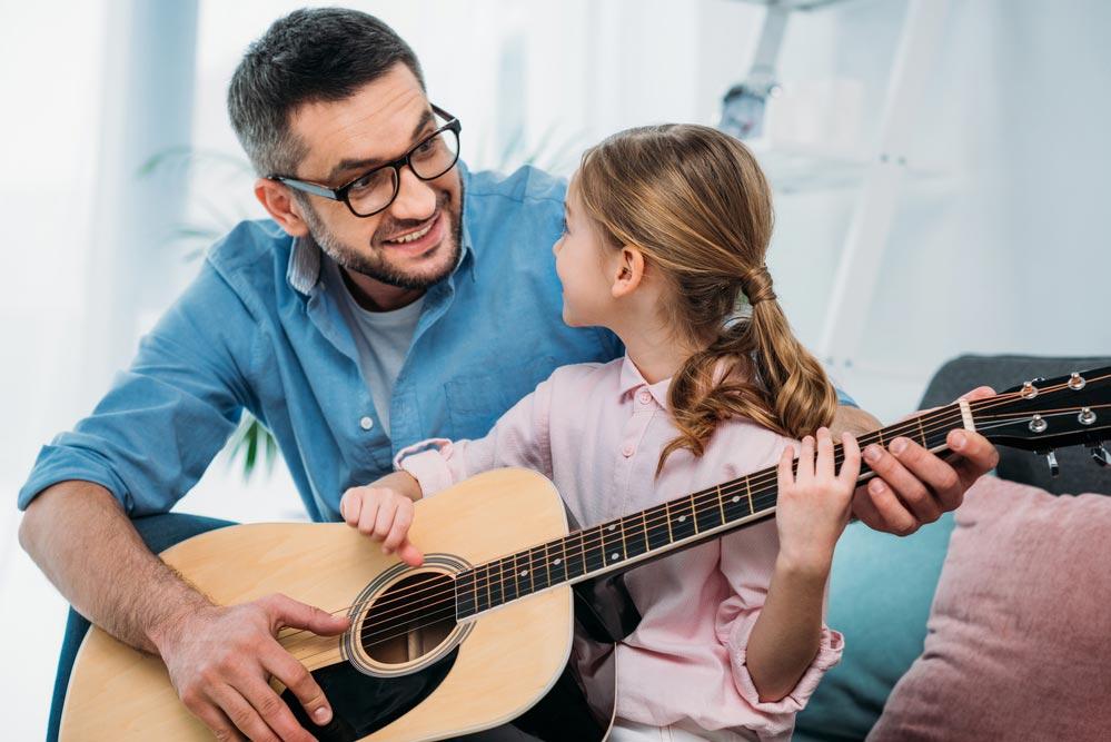 Музыкальное воспитание