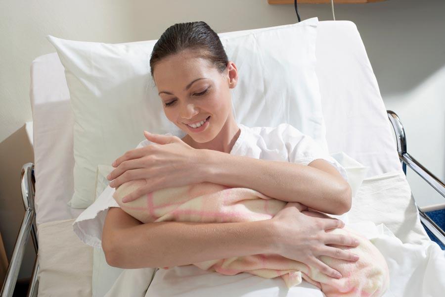 Медперсонал послеродового отделения