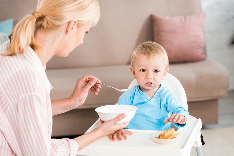 Что делать с ребенком-малоежкой