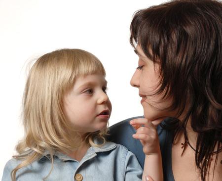 Как будет говорить ваш ребенок, зависит от вас