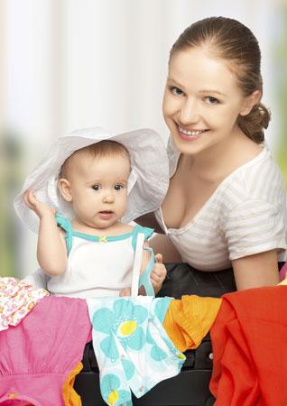 Дорожная аптечка для ребенка и будущей мамы