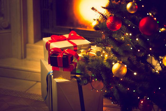 История русской новогодней елки