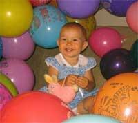 Первый день рожденья