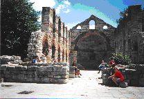 Несебр. Старая митрополия. (А раньше это была римская базилика, 4-5 вв.)
