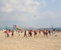 Пляжный волейбол (Джемете)