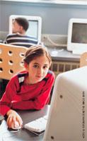 Научите ребенка дружить с компьютером