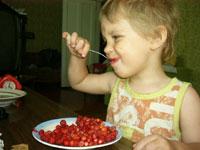 Сладкая ты моя, ягодка... земляничка