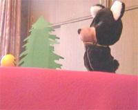 Сценарий кукольного спектакля для детей 4 лет