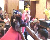 кукольный спектакль для детей