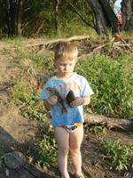 Невероятные приключения двух маленьких мальчиков в деревне
