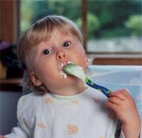 Особые проблемы питания детей