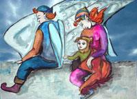Большое путешествие маленького эльфа