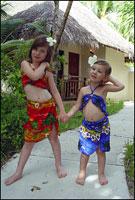 Острова-плюшечки — 2, или Двое детей не помеха