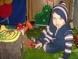 Волшебная поляна в детской