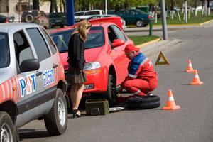 Женская независимость от дорожных проблем