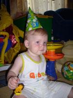 Самый первый, самый лучший день рождения