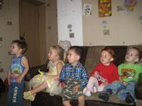 Как мы отмечали третий день рождения Русланы