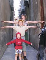 Маленькие семейные путешествия по Испании