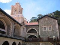 Монастырь Kykkos