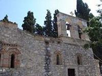 Монастырь Богородицы Кера в Крице