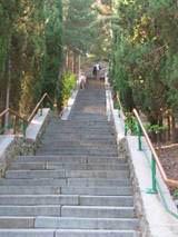 Часть лестницы