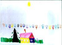 Картина мира пятилетнего ребенка