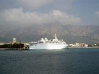 Яхт-тур из Алании