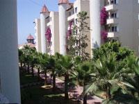 Отель в Турции, отзыв