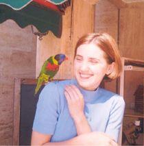 Любимец отеля - попугай Рома :-) (говорит на всех языках)