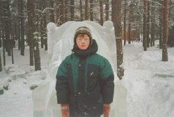 Ледяной трон в вотчине ДМ