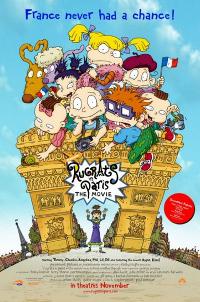 Карапузы в Париже (Rugrats in Paris: The Movie - Rugrats II)