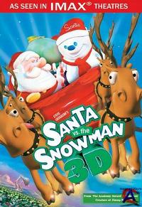 Приключения Снеговика и Санты 3D (Santa vs. the Snowman 3D)